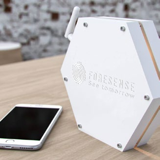 Smarter Local Facilities… With Foresense 2